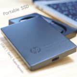 【HP P600】ケーブルを収納できるポータブルSSDでノマドワークを快適に
